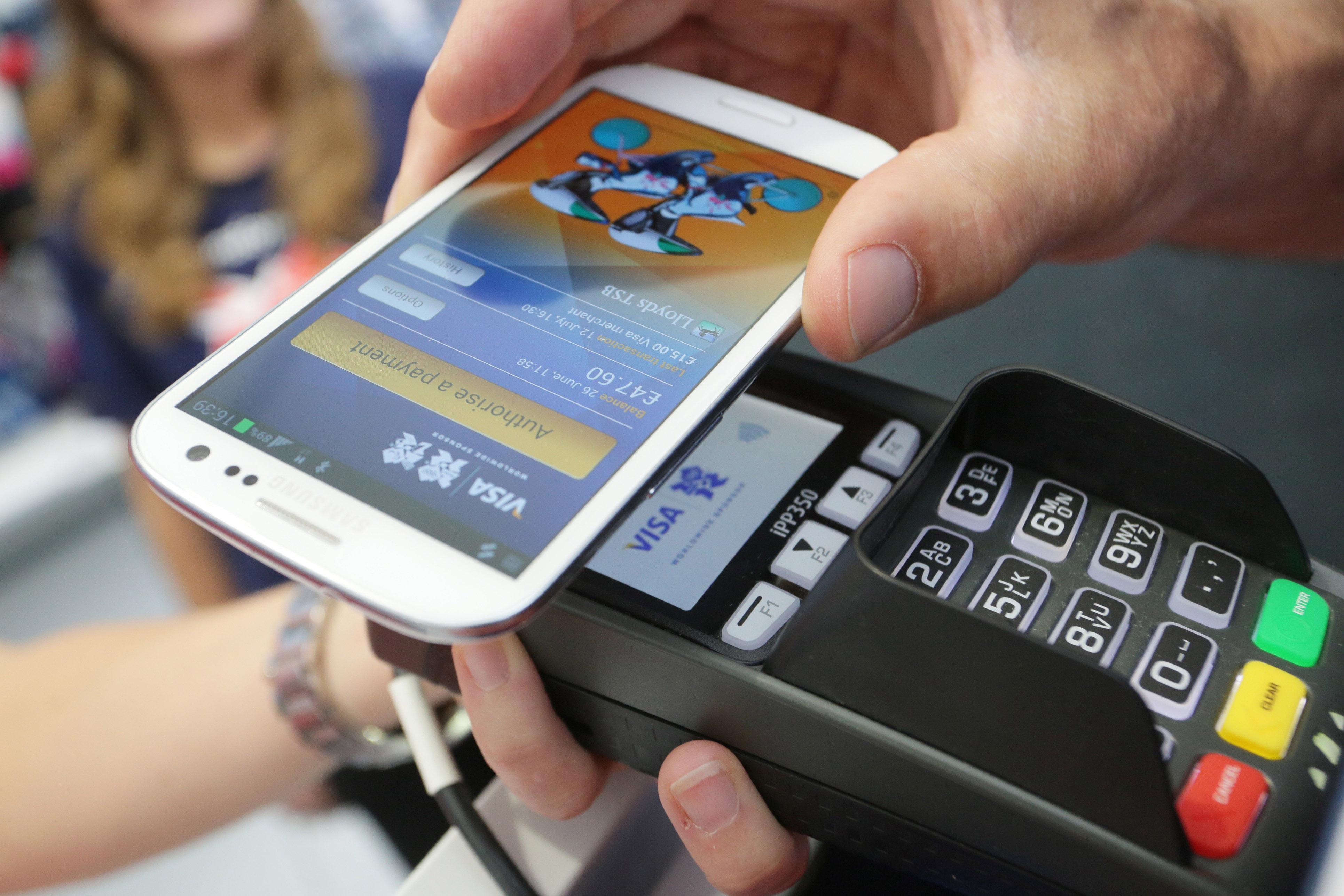 Pagamentos NFC crescem em Espanha