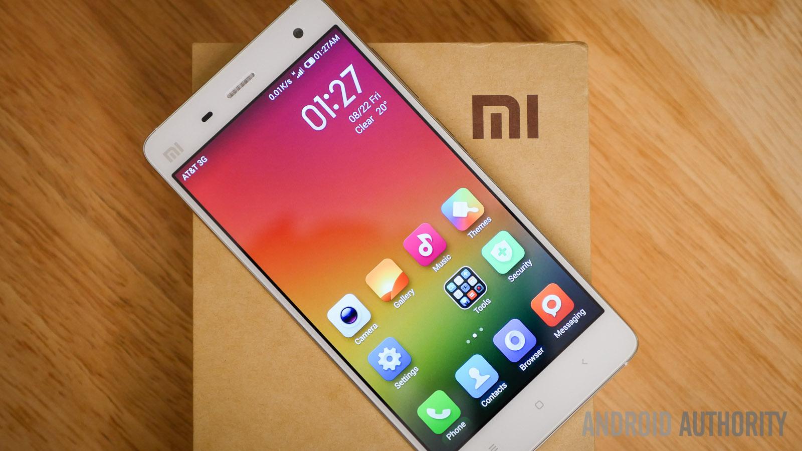 Mi Pay – O pagamento móvel NFC da Xiaomi