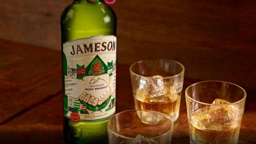 Edição Especial Jameson – NFC Incluído