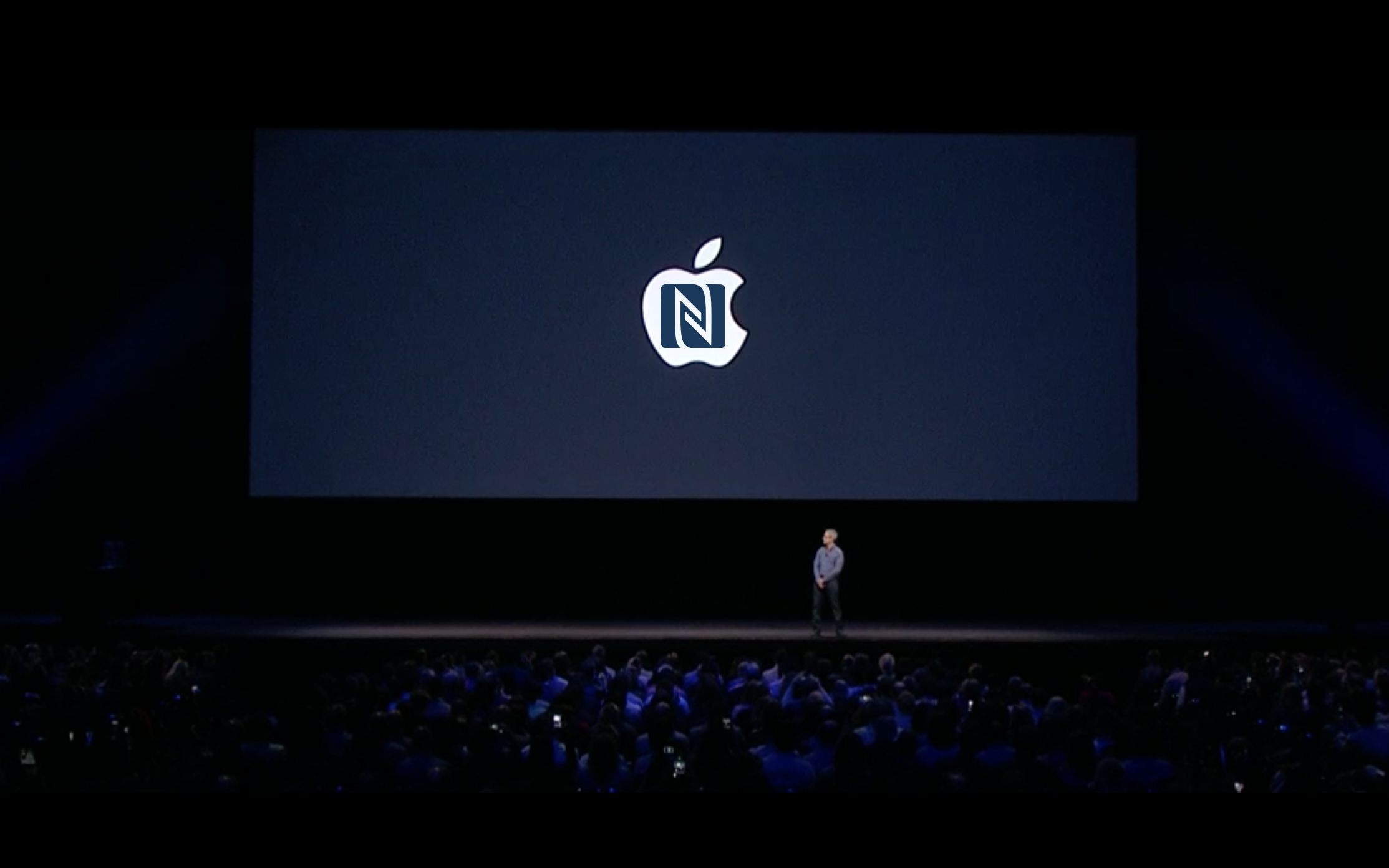 Aconteceu! Apple Rende-se ao NFC