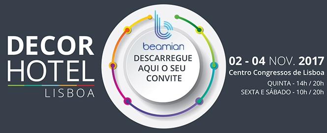 1ª Edição Decor Hotel – Powered by Beamian – Digital you