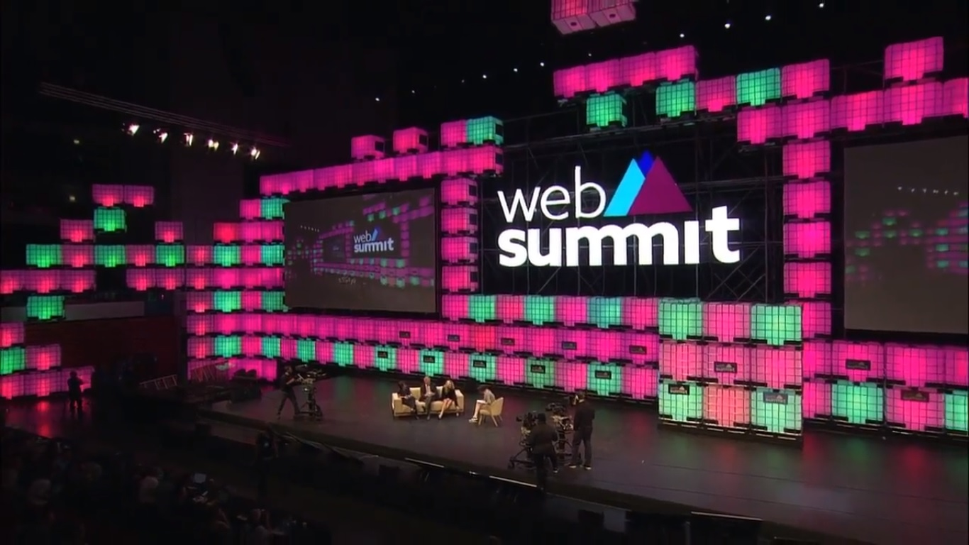 Web Summit 2017 – Discutindo o Sexismo de Silicon Valley