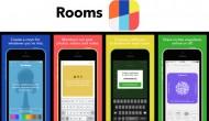 Facebook-rooms