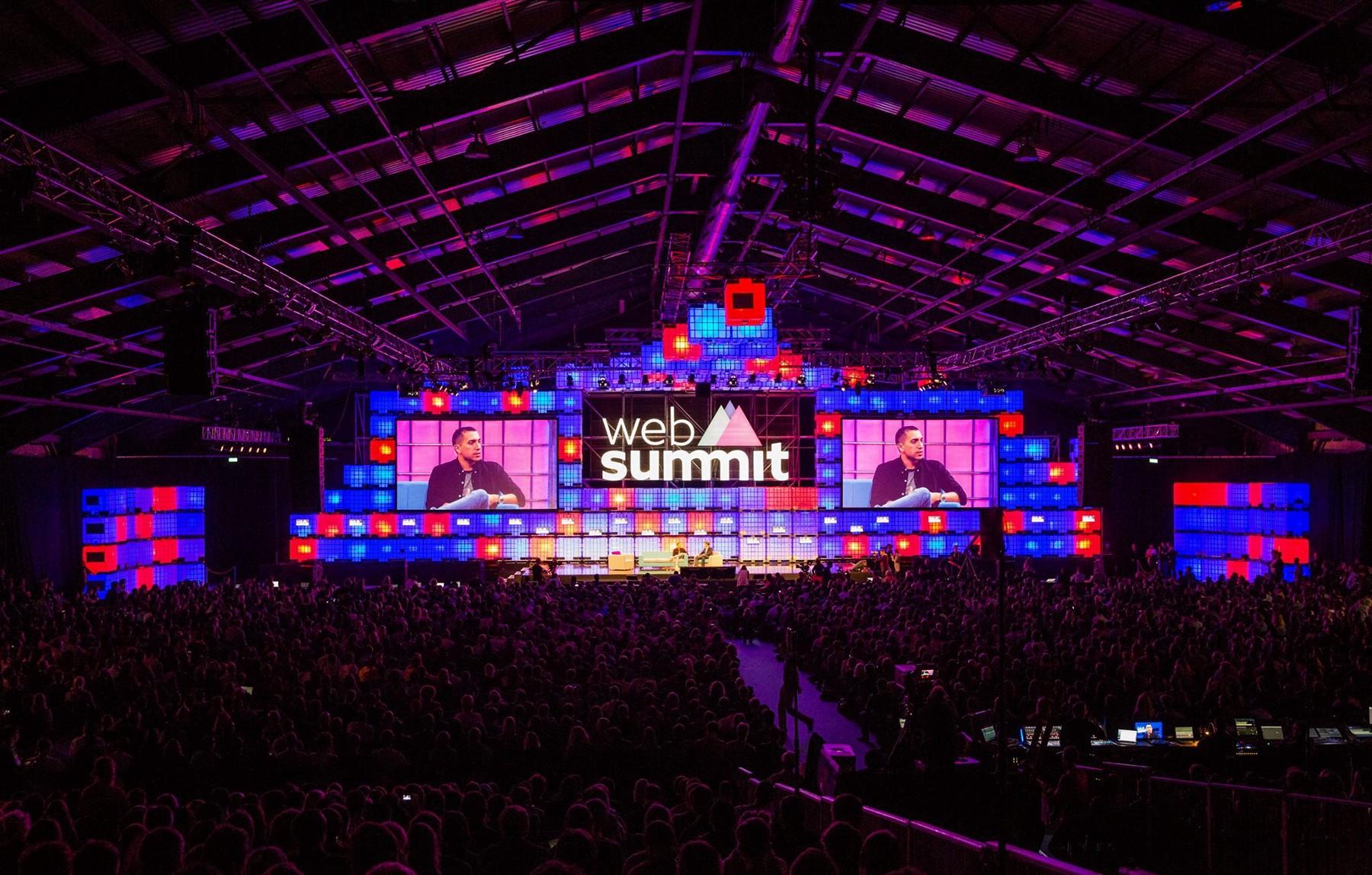 Web Summit: A Matemática das Conferências