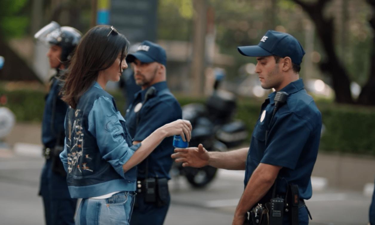O Protesto da (e Contra a) Pepsi