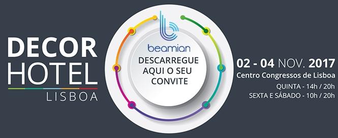 1ª Edição Decor Hotel – Powered by Beamian – Digital you