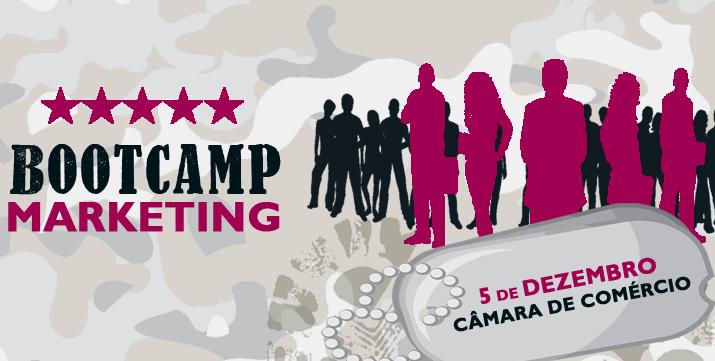Bootcamp Marketing Volta à Câmara de Comércio